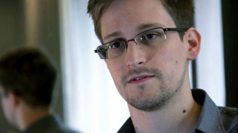 Fugitive whistleblower Edward Snowden. (Photo: AP)