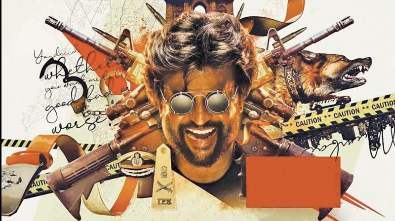 The film marks the collaboration of  Rajini and AR Murugadoss for the first time.