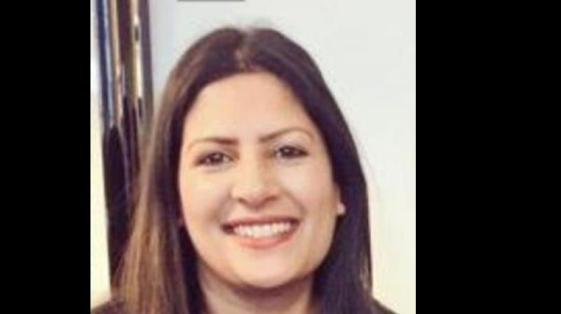 Labour Party candidate Preet Kaur Gill becomes first female Sikh to win UK general election. (Photo: Twitter)