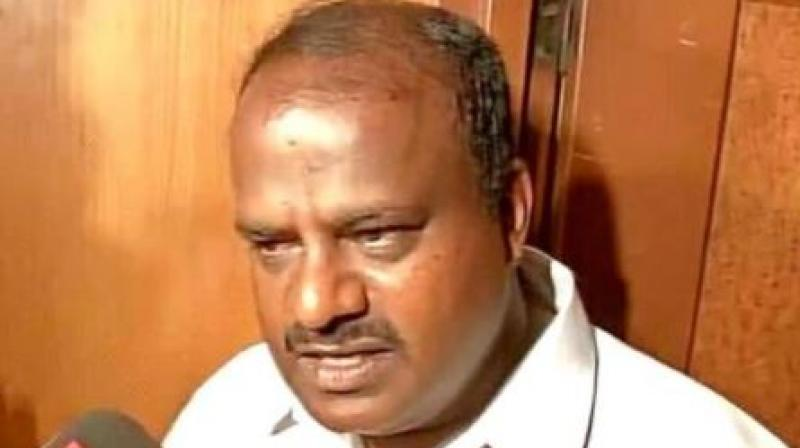 SIT Court rejects further extension of anticipatory bail to former CM of Karnataka H D Kumaraswamy. (Photo: ANI| Twitter)