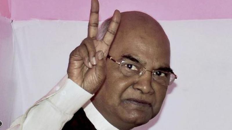 Bihar Governor and NDA's presidential candidate Ram Nath Kovind. (Photo: PTI)