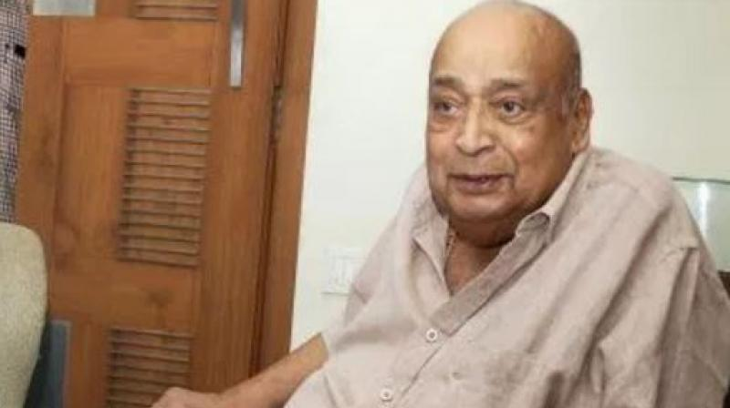JD(U) leader Veerendra Kumar resigns from Rajya Sabha
