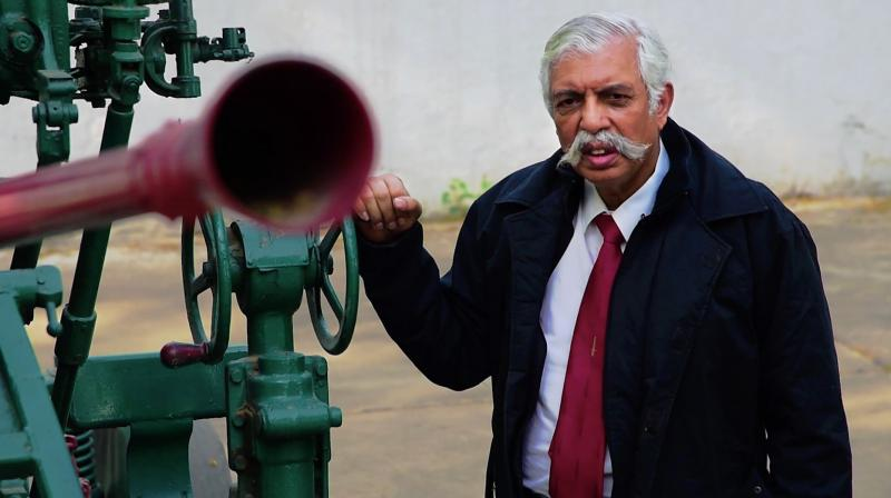 Retired Indian Army Major General Gagandeep Bakshi pointed out that the Indian Army needs to modernise its equipment, especially Medium Artillery and Light Helicopters with night fighting capabilities. (Photo: EPIC Channel)