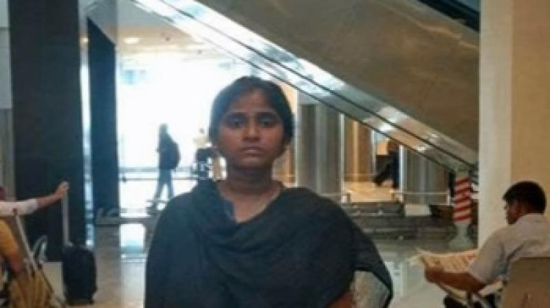 Anitha, who had challenged the apex court on NEET, told media then that she wanted to be a doctor. (Photo: Youtube Screengrab/ Tamil Channel)