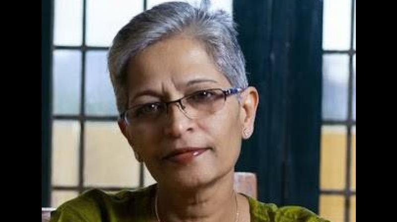 Gauri Lankesh (Photo: Facebook)