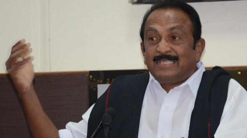 Why Judicial Magistrate Court registered a case against Vaiko?