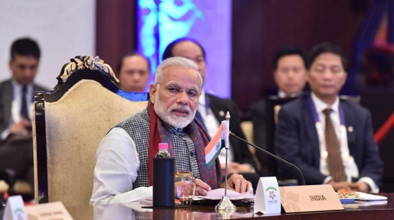 One individual from each ASEAN country was chosen on Thursday for the Padma Award, in an unprecedented move to promote India's ties with the 10-member bloc. (Photo: Twitter | @PIB_India)