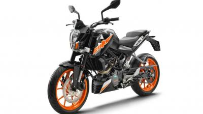 KTM 200 Duke price might go up by Rs 12,000 to Rs 15,000.