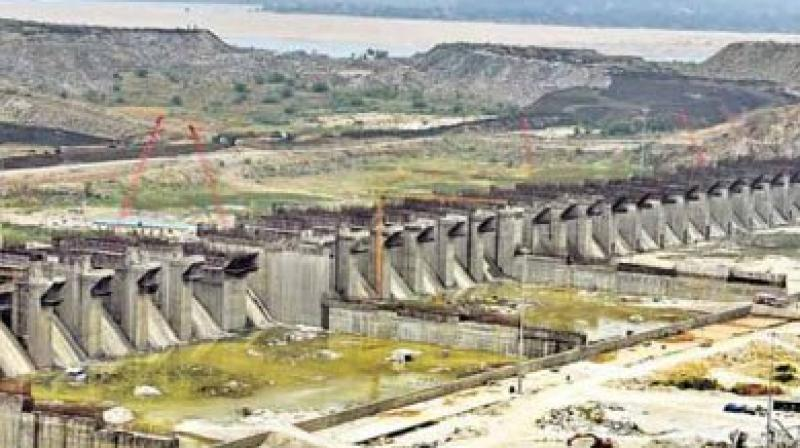 Polavaram officials not to release water after March 31