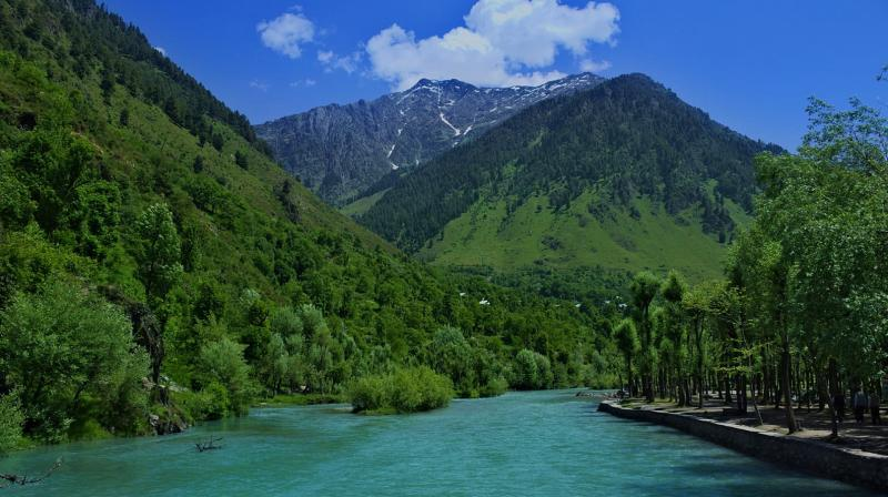 Pahalgam can be considered a global destination with guests visiting from across the globe. (Photo: File)