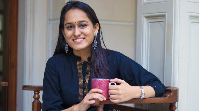 Founder and CEO of Visionaari (parent company of FLOH tampons, Gauri Singhal. (Photo: File)