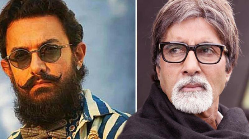 Thugs of Hindostan is set to release this Diwali.