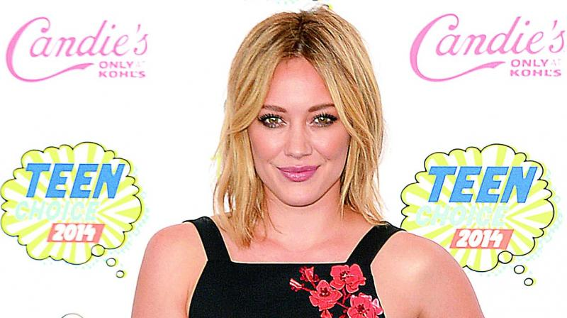 Hilary Duff Blasts Neighbor For Allegedly Smoking Weed All Night