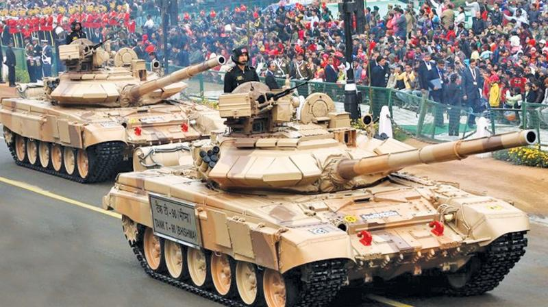 The tanks will equip 10 armoured regiments of the Army and will be inducted in the 2022-2026 timeframe.