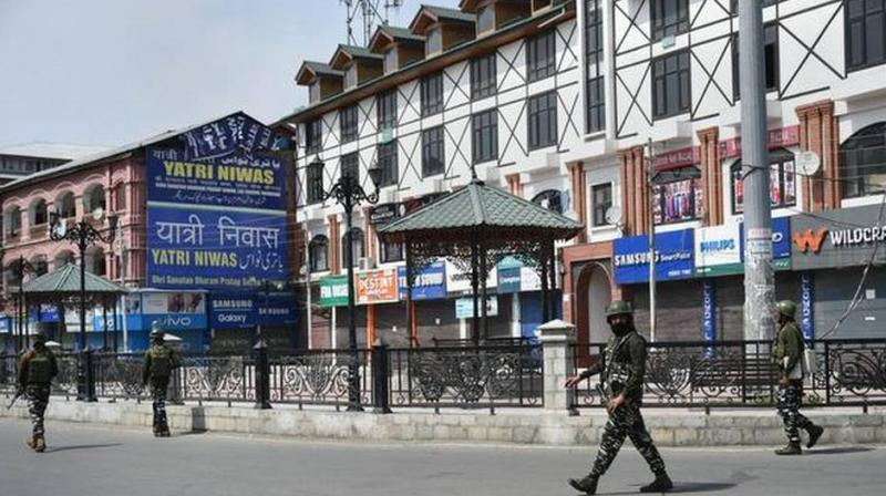 Several subscribers said they were hoping that charges for the period of communication shutdown will be waived as it was done in the aftermath of 2016 agitation and 2014 floods in Kashmir. (Photo: PTI)