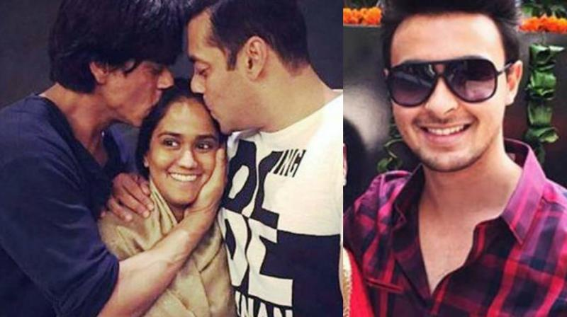 Shah Rukh Khan Makes A Promise To Arpita Khan And It Involves Her