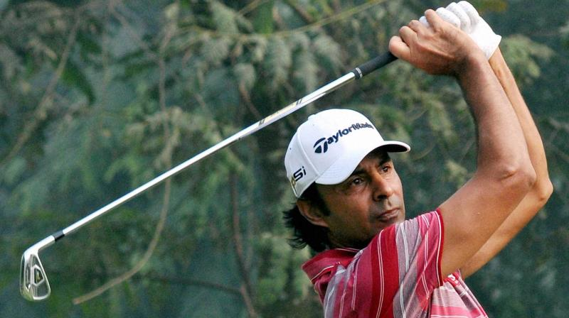 Global  golfer Jyoti Randhawa arrested for poaching in Uttar Pradesh