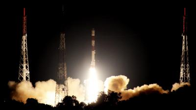 The Polar Satellite Launch Vehicle (PSLV-C42) of Indian Space Research Organisation (ISRO) today (16 Sept 2018, Sunday) successfully launched two satellites -- NovaSAR and S1-4 -- from the Satish Dhawan Space Centre (SDSC) SHAR, Sriharikota.