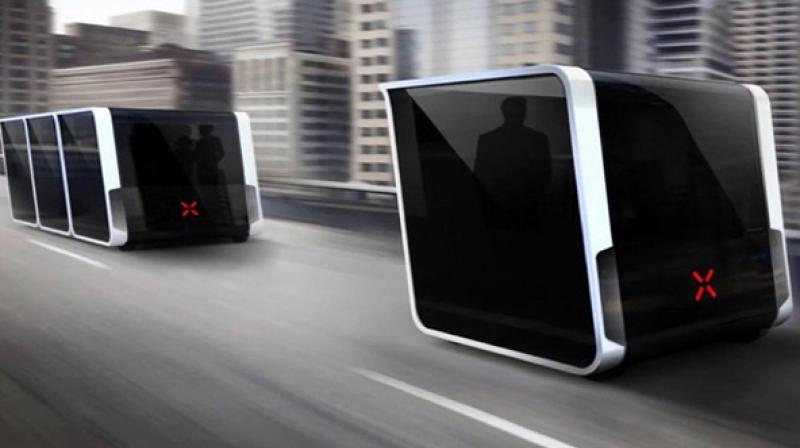 Dubai launches Autonomous Transportation Strategy