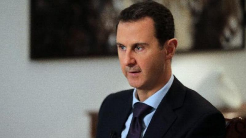 Syrian President Bashar al Assad on Thursday warned that threats of Western military action in response to an alleged chemical attack would only lead to further chaos in the region