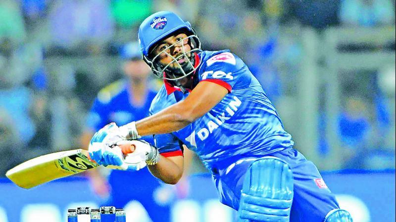 IPL 2019 | Pant Destroys Mumbai Indians With 18-ball Half-century