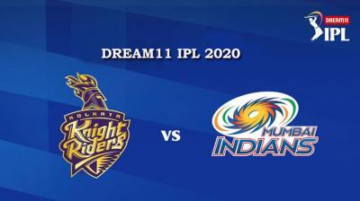 KKR VS MI Match 5, DREAM11 IPL 2020, T-20 Match