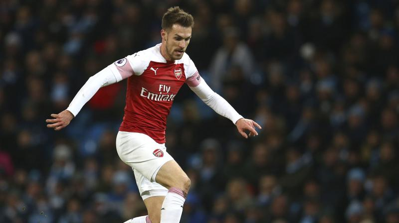 Arsenal's Aaron Ramsey pens four-year deal with Italian champions Juventus
