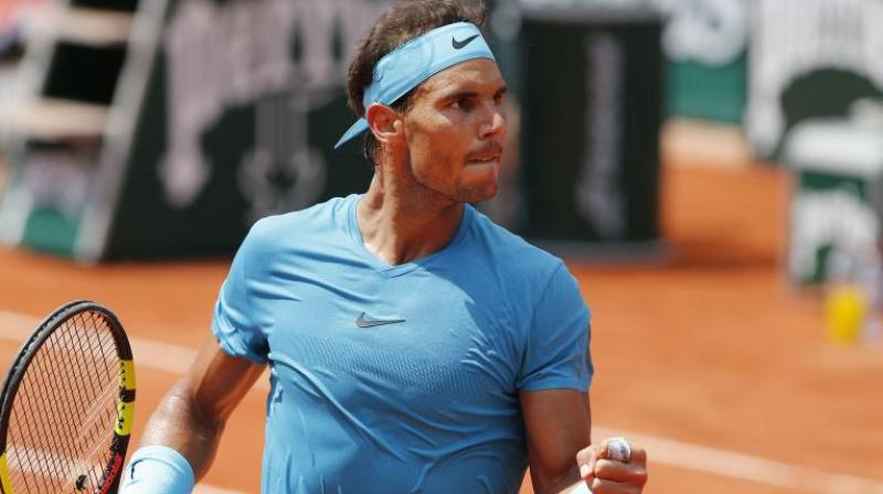 Former world number one Rafael Nadal has revealed that he is looking forward to being a part of the upcoming Davis Cup Finals and 2020 Tokyo Olympics. (Photo: AFP)