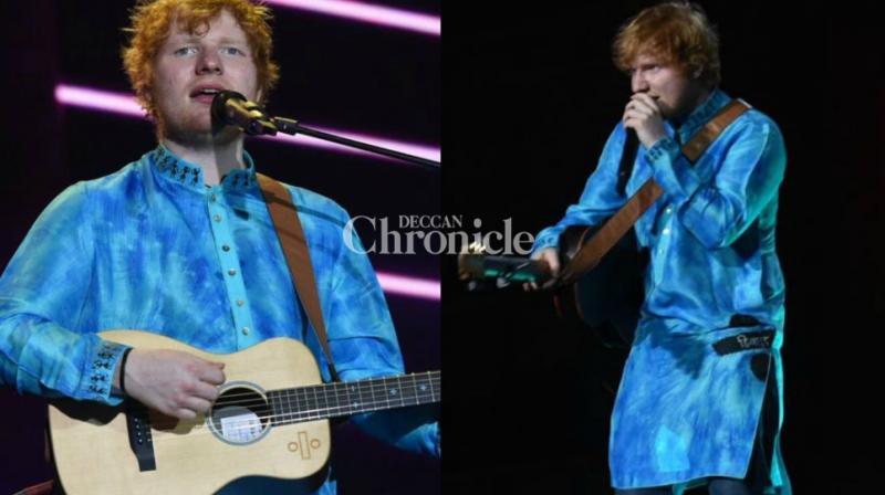 Really envious of Bollywood singers, their performances: Ed Sheeran