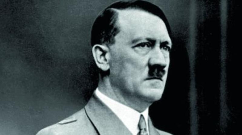 Adolf Hitler. (Photo: AFP)