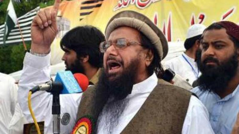 USA concerned over Hafiz Saeed's foray into electoral politics