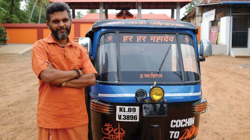 Shivayogi Parthasarathy Namboothiri.