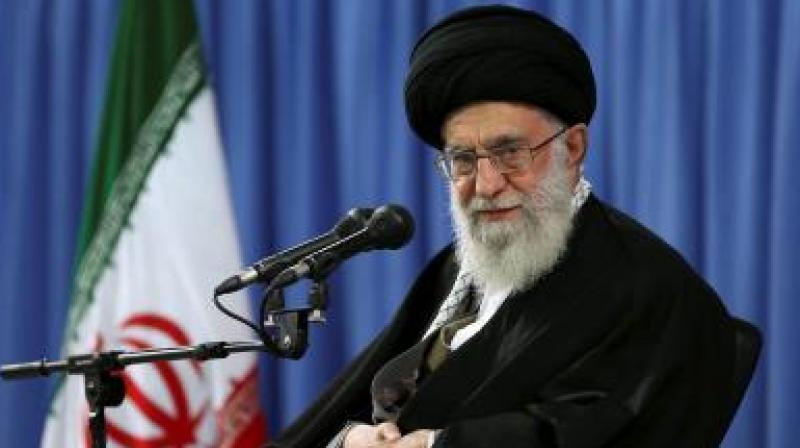 .  Hassan Firuzabadi, senior military advisor to supreme leader Ayatollah Ali Khamenei, was responding to questions from local media on the recent arrest of environmentalists. (Photo: File)