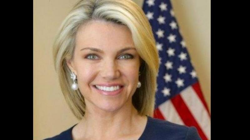 State Department spokeswoman Heather Nauert said 'the US has consistently expressed our long-standing concern about ongoing deficiencies in Pakistan's implementation of its anti-money laundering/counterterrorism finance regime.' (Photo: File)