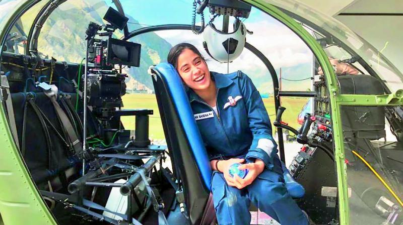 Gunjan Saxena Got It Wrong Say Women Officers Of Iaf