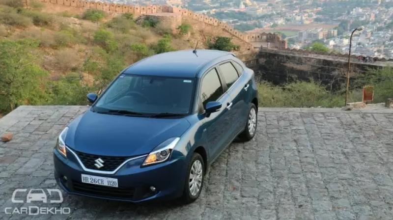 The entire premium hatchback segment facing slow sales in December 2017.