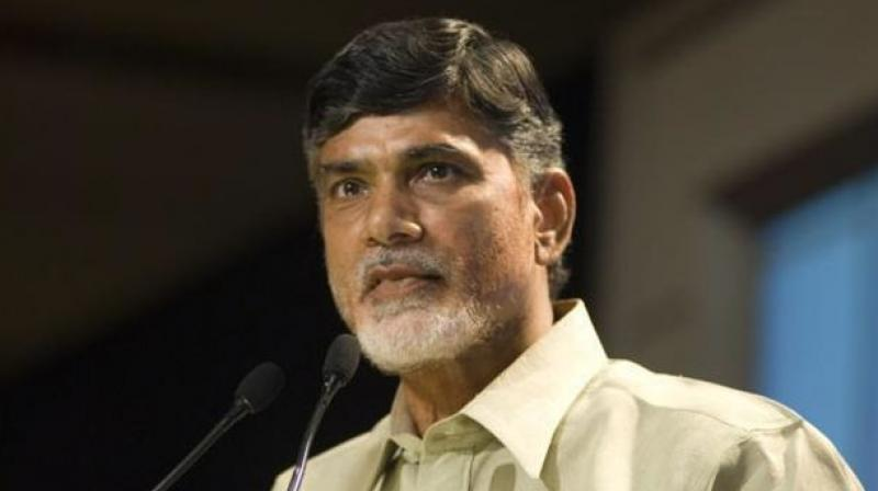 Andhra Pradesh Chief Minister N Chandrababu Naidu. (Photo: PTI)