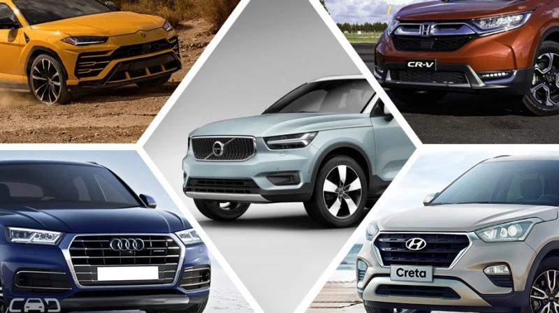 The sales of SUVs have spiralled upwards in the last couple of years and 2018 promises to be no different. Several new SUVs from various car manufacturers are set to rain down on us so that the Indian car buyer is spoilt for choice. The list comprises of several new models, the reintroduction of discontinued ones and facelifts of existing ones. Without further ado, let's get down to business and take a look at all the new SUVs that are set to be launched this year. (Source: CarDekho.com)