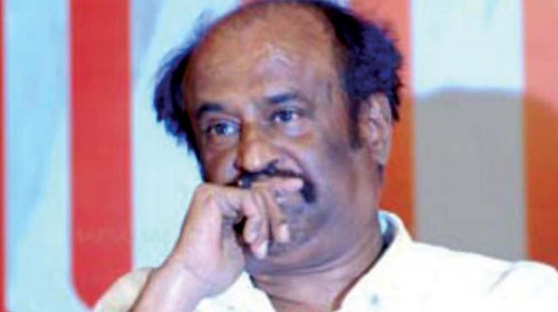 Rajinikanth had all along faced the ire of pro-Tamil parties, including Nam Tamizhar party, for his political entry in a pointer to his non-Tamil Nadu origin. (Photo: File)