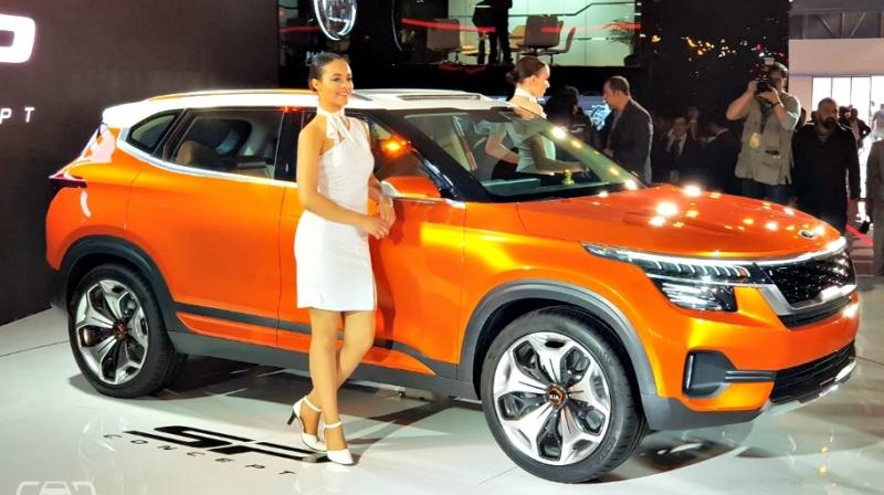 Compact SUV Is Likely To Be Powered By A 1.0 Litre Direct Injected,