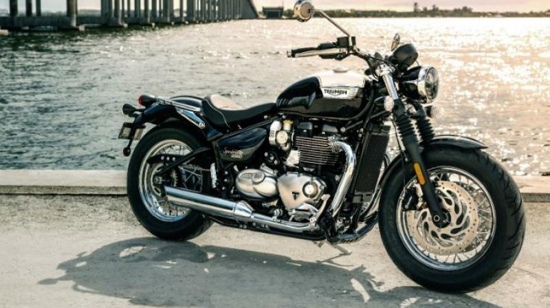 The new Speedmaster, Tiger 800 and Tiger 1200 are incoming.