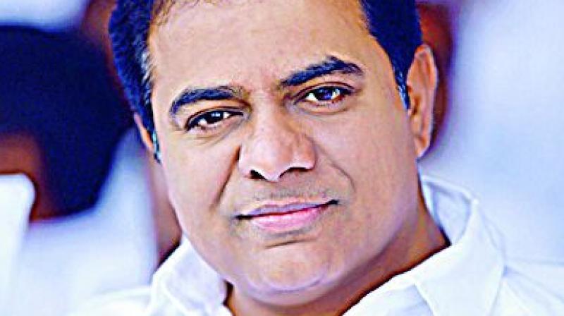 KT Rama Rao