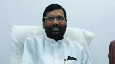 Some complaints of bottled water and packaged foods and drinks being sold at prices higher than MRP have been received, said Ram Vilas Paswan. (Photo: File)