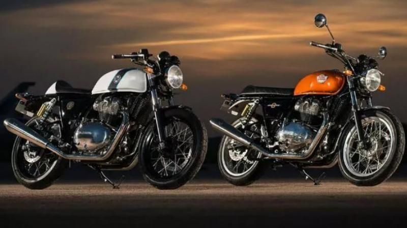 """""""Our focus is to sustain and expand our reach in international markets especially in Asia Pacific region,"""" Royal Enfield APAC Business Head Vimal Sumbly said in a statement."""