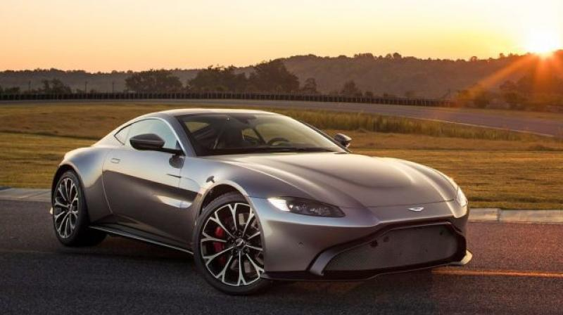 Aston Martin Vantage Launched In India Priced At Rs Crore - Aston martin dc