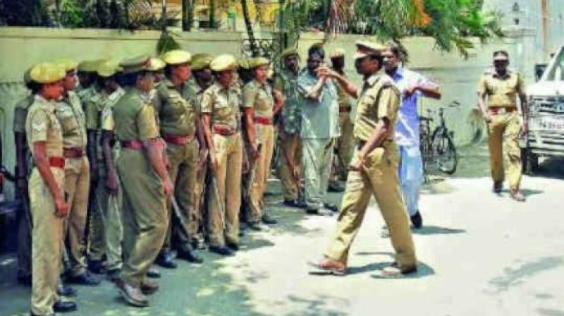 CCS DCP Avinash Mohanty, who took over a few months ago, is focusing on the case. (Representational Image)