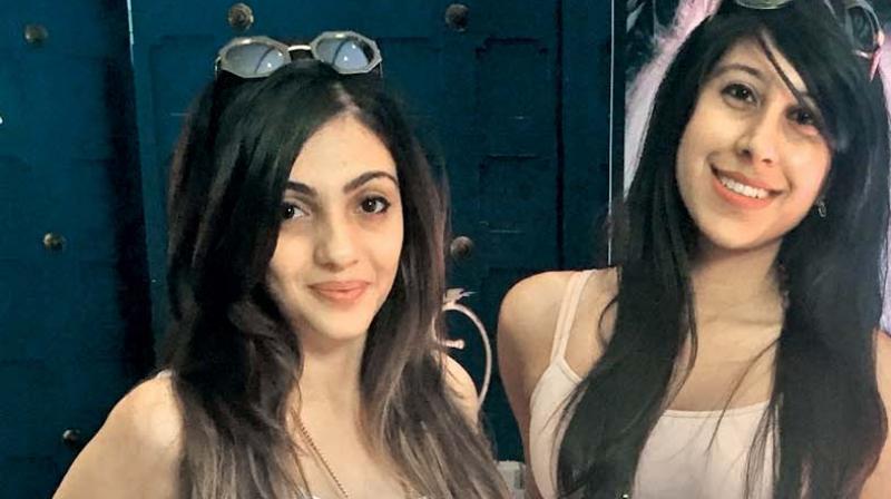Saloni Shah and Shweta Raman