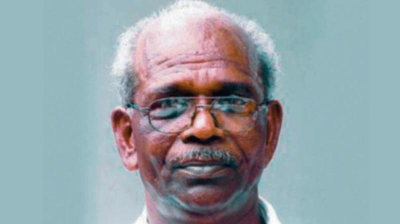 Kerala Electricity Minister MM Mani. (Photo: File)