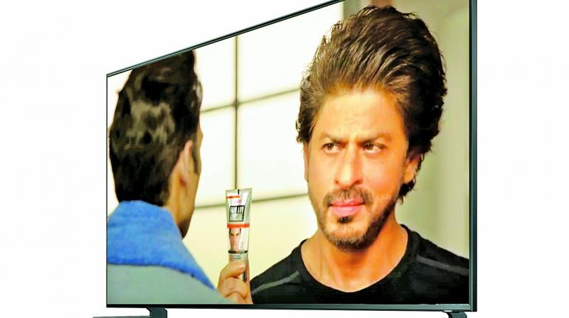 When Shah Rukh Khan popularised fairness to be a precondition for becoming a handsome and successful man in the Fair and Handsome TVCs, young men in their twenties were flocking to get that taste of promised success.