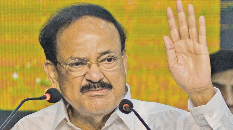 Naidu was speaking after MPs expressed outrage over the rising incidents of crime against women. (Photo: File)